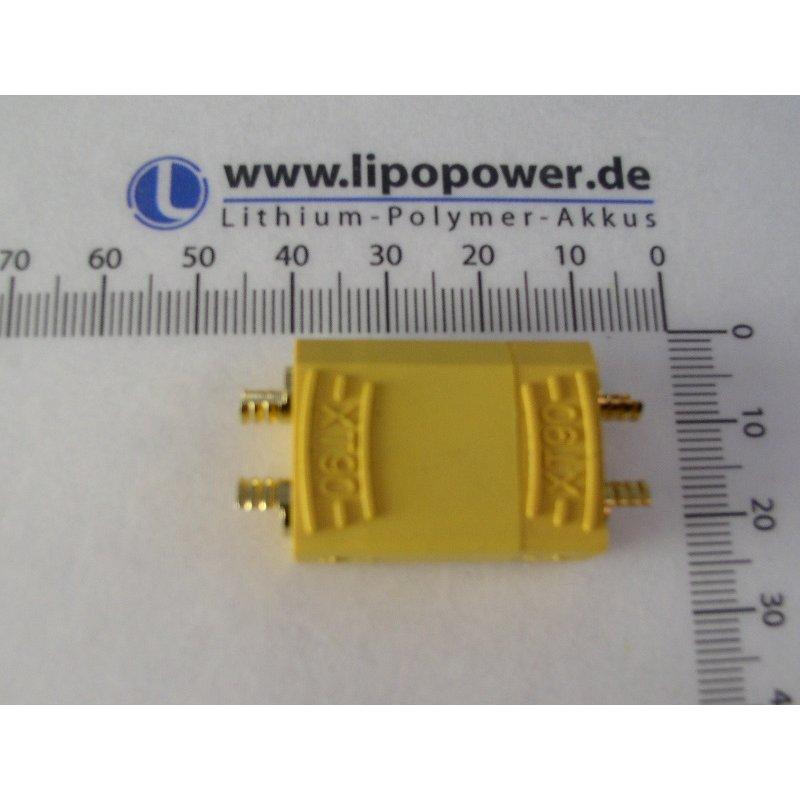 modellbau xt90 hochstromstecker